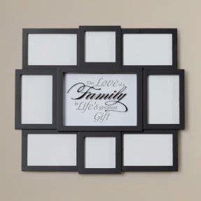 wall hanging collage picture frames large family collage picture frames foter
