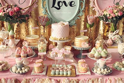 Marie Antoinette Home Decor by Wedding Candy Bar Cakecentral Com