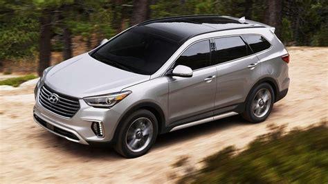 2018 Hyundai Santa by 2018 Hyundai Santa Fe Concept Car 2018 2019