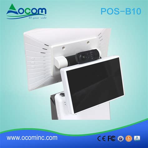 10 Inch Thermal Printer Pos Machine For Sale 10 inches windows or android supported pos terminal with thermal printer
