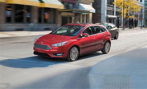 Ford Focus New Model 2018 by 2018 Ford Focus In Depth Model Review Car And Driver