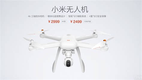 Drone Mi xiaomi mi drone official retails from rm1 560 features