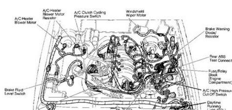 blower motor resistor location on 1999 ford ranger 1994 ford ranger blower motor resister electrical problem 1994