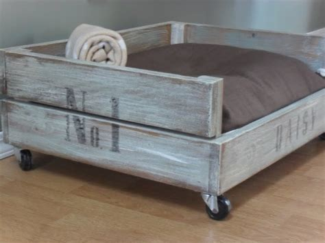 dog beds for crates diy crate dog bed for the home pinterest