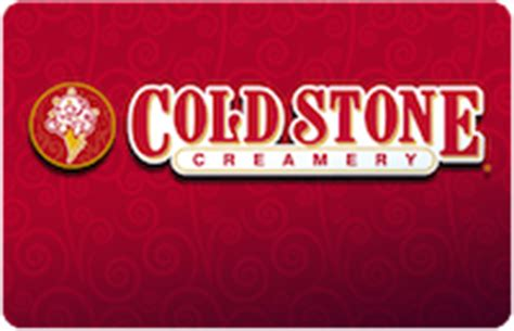 Coldstonecreamery Com Gift Card Balance - buy cold s creamery gift cards discounts up to 35 cardcash