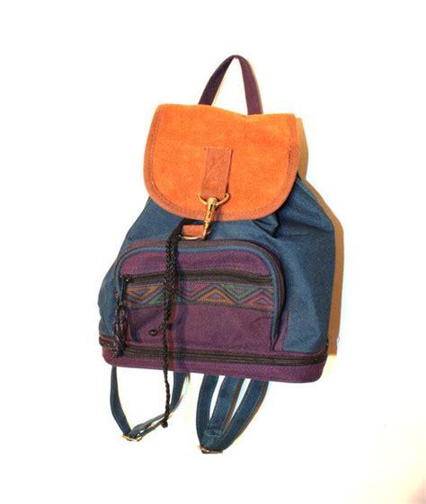 Tas Jansport Canvas Mini Bc 90s jansport style mini backpack 90 s