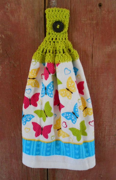 Crochet Kitchen Towel by 1000 Ideas About Crochet Dish Towels On Dish
