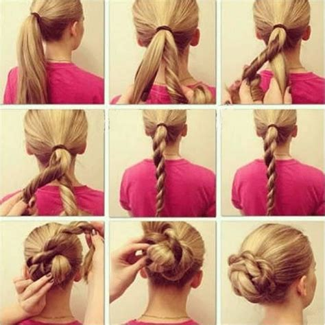 hair style step by step pic hair styling step by step android apps on google play