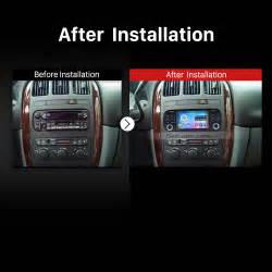 android 6 0 hd touchscreen radio for 2003 2006 jeep