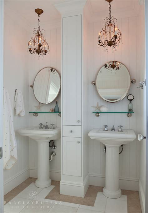 Cottage Bathroom Mirror Cottage Bathroom Ideas Cottage Bathroom Barclay Butera