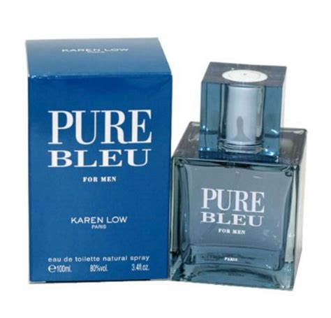 Parfum Loundry Blue Soft blue low cologne a fragrance for