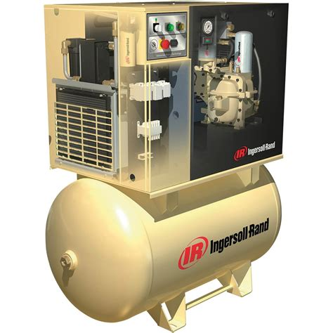 Compressor 40hp 10 Bar 3ph free shipping ingersoll rand rotary compressor w