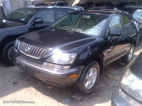 cheap lexus jeep tokunbo just arrive forsale call