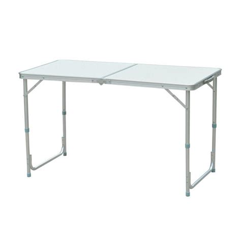 new 4ft folding outdoor cing hobby kitchen work top - Outdoor Kitchen Work Table
