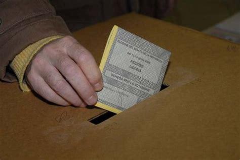 votazioni alla ventimiglia ventimiglia il comune si attiva per