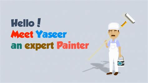 Painter Explainer Video Templates Animationvideo Explainer Templates