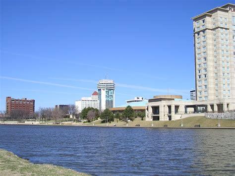 Wichita Warrant Search Wichita Kansas Wichita Ks Skyline Of Wichita Kansas Photo Picture Image Kansas At City Data