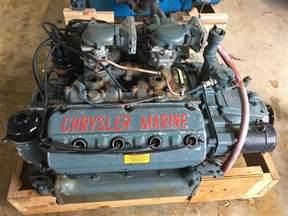 Chrysler 331 Hemi For Sale 331 Hemi Marine Engine 200 Hp Boat For Sale From Usa