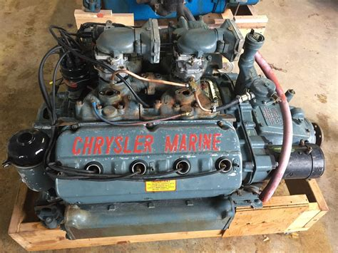 Chrysler Hemi Engine by 331 Hemi Marine Engine 200 Hp 1956 For Sale For 4 000