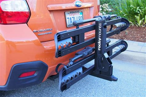 Rocky Racks by Heavy Lifting Rocky Mounts Splitrail Platform Hitch Rack