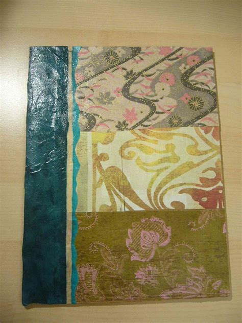 Decoupage Book Cover - decoupage writephoebe