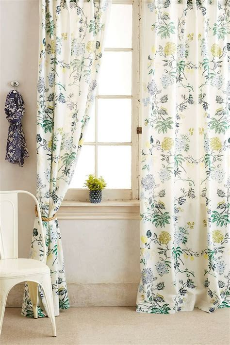 anthropology curtains kalei curtain for the home pinterest
