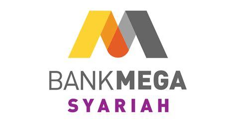 email bank mega bank mega syariah logo