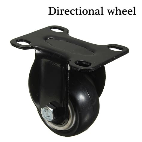 Rubber Furniture Casters by Directional Wheel Swivel Caster Wheels Trolley Furniture