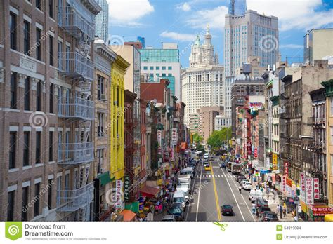 city east side lower east side nyc editorial stock image image 54813084