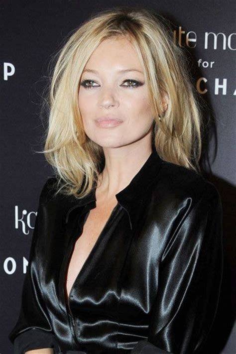 Kate Moss Gets A Fringe Will You Be Next Tips On Choosing The Style Fringe by Kate Moss Hair And Hairstyles Crops Waves Curls And