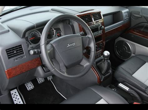 2008 Jeep Patriot Interior New Top Car Launches Info With Wallpapers 2008 Startech