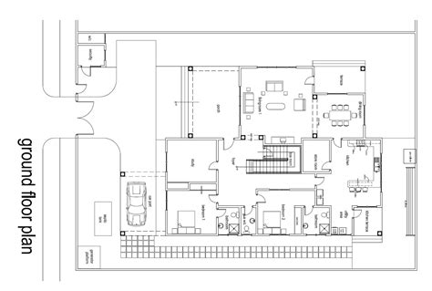 ghana house plans odikro house plan ghana house plans tordia house plan