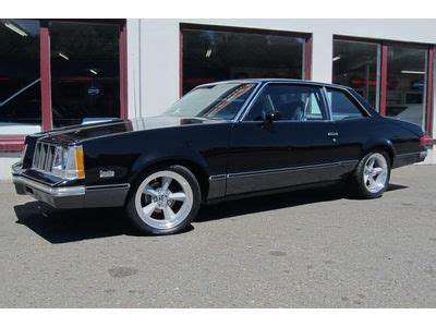 1980 Pontiac Grand Am by Find Used 1980 Pontiac Grand Am One Owner For The