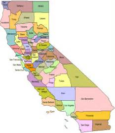 california state map with counties california county map pdf california map