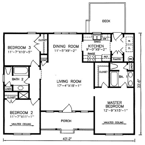 1 floor house plan plan no 656131 house plans by westhomeplanners