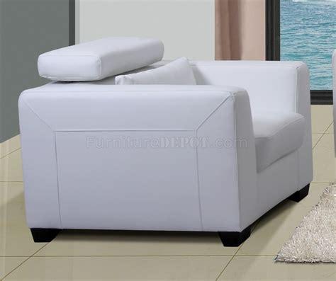 white leather loveseat modern white leather modern sofa loveseat set w optional chair