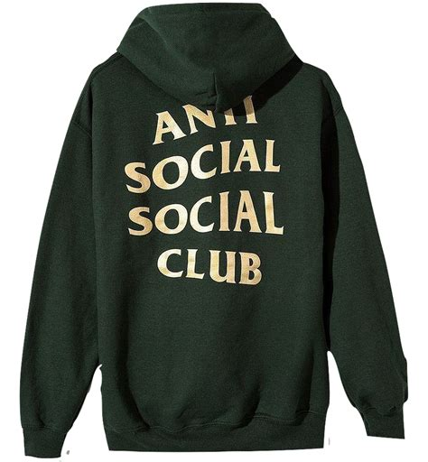 Sweater Anti Social Social Club Zalfa Clothing 1 anti social social club redeemed hoodie grails sf