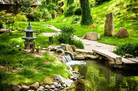 immagini giardini zen giardino zen ecco i pi 249 belli foto pollicegreen
