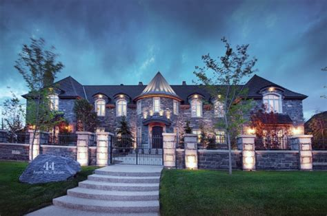 calgary luxury home recently purchased for 10 35m