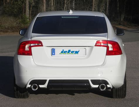 volvo s60 performance exhaust volvo s60 ii v60 fwd 2012 2013 304 stainless steel