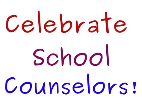 national school counselor association national school counseling week feb 3 7 2014 river