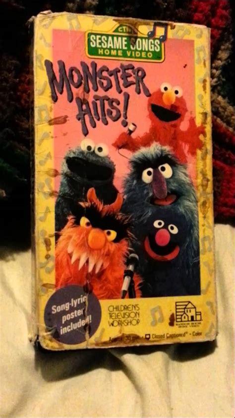 Sesame Street Monster Hits review - YouTube Sesame Street Monster Hits