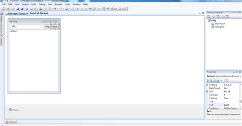 membuat database visual basic 2008 membuat ping reply dengan visual basic 2008 vb net