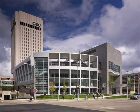 Cleveland State Mba Courses by Cleveland State Student Center Ohio E Architect