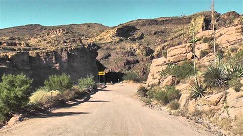 and fish az fish creek hill apache trail arizona actual steep hill