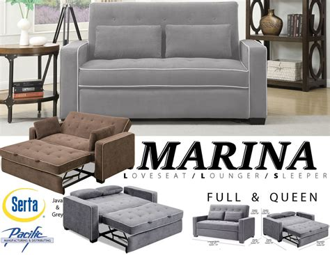 serta sofa and loveseat serta sofa beds brown leather convertible sofa bed