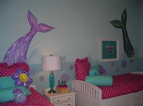 Mermaid Room Decor 15 Dazzling Mermaid Themed Bedroom Designs For Rilane