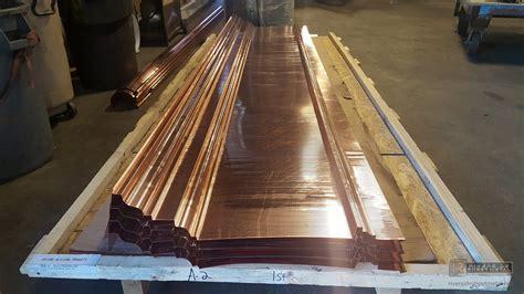 metal cornice cornice edge metal for roofing copper aluminum