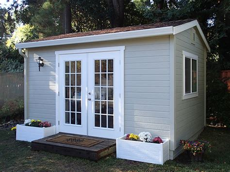 Studio Shed Prices by The Shed Shop Backyard Studio Model