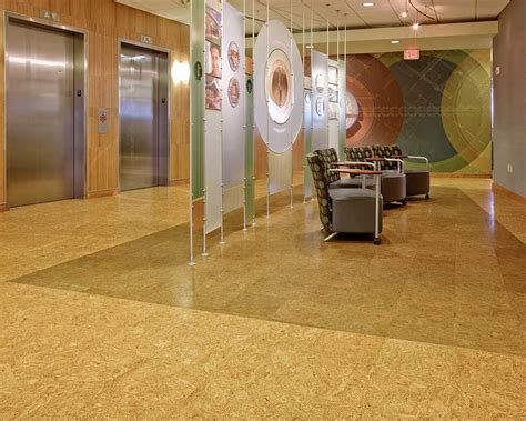 Cork Flooring Installation Photos   Marshal Erdman and